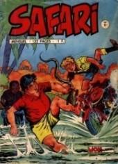 Safari (Mon Journal) -11- La Poursuite Infernale