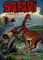 Safari (Mon Journal) -12- Entre Deux Feux