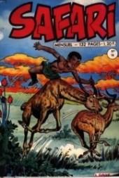 Safari (Mon Journal) -16- La Vallee de la Mort