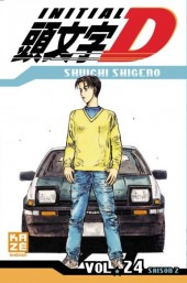 Initial D -24- Tome 24