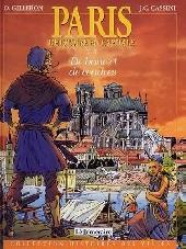 Histoires des Villes (Collection) - Paris, l'histoire en capitale - T. 1 - De boue et de cendres