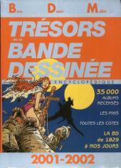 (DOC) BDM -13- Trésors de la Bande Dessinée 2001-2002