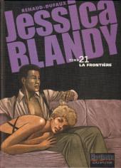 Jessica Blandy -21- La Frontière