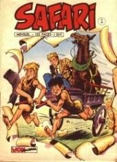 Safari (Mon Journal) -21- La Mine d enfer