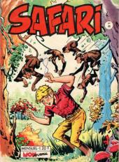 Safari (Mon Journal) -26- Les Lions de la Montagne