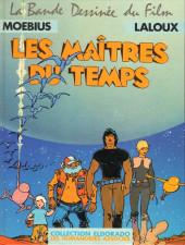Les maîtres du temps -1- La Bande Dessinée du Film