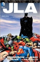 JLA (1997) -INT-04- JLA: The Deluxe Edition volume 4
