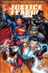 Justice League Saga -4- Numéro 4