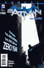 Batman (2011) -AN02- Cages