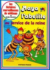Les histoires merveilleuses de Whitman en bandes dessinées - Maya l'abeille au service de la reine