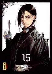 Black Butler -15- Black Jockey