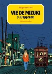 Vie de Mizuki -3- L'apprenti