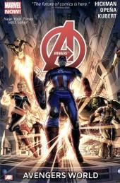 Avengers Vol.5 (Marvel comics - 2013) -INT01a- Avengers world