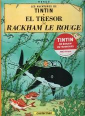 Tintin (en langues régionales) -12Borain- El Trésor de Rackham le Rouge