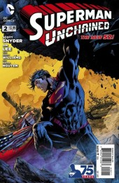 Superman Unchained (2013) -2- The Fall