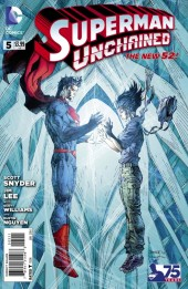 Superman Unchained (2013) -5- A Place Between