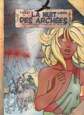 La nuit des archées - Une aventure d'Anaelle et Myrios