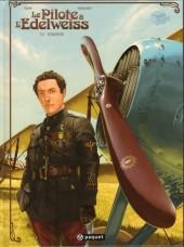 Le pilote à l'Edelweiss -2a- Sidonie