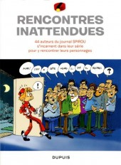Spirou et Fantasio -2- (Divers) -MR3958- Rencontres inattendues