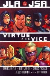 JLA/JSA: Virtue and Vice (2002) -GN- JLA/JSA: Virtue and Vice