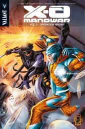 X-O Manowar -2- Opération Ninjak
