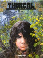 Thorgal (Les mondes de) - Louve -4- Crow
