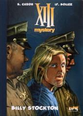 XIII Mystery -6TT- Billy Stockton