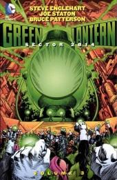 Green Lantern Vol.2 (DC comics - 1960) -INT- Sector 2814 volume 3