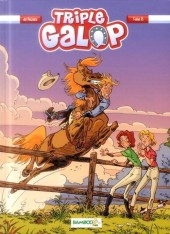 Triple galop -8- Tome 8