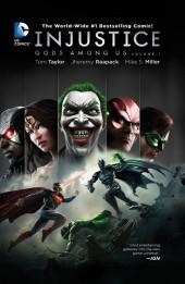 Injustice: Gods Among Us (2013) -INT01- Gods Among Us