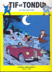 Tif et Tondu - La collection (Hachette)  -1- La Villa