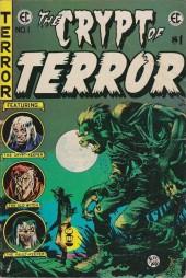 E.C. Classic Reprint (1973) -1- The crypt of terror #1