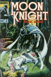 Moon Knight Special Edition (1983) -2- An Eclipse Waning/Nights Born Ten Years Gone