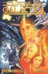 Classic Battlestar Galactica (2013) -INT01- Memorial