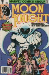 Moon Knight (1980) -1- The Macabre Moon Knight!