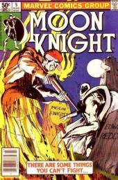 Moon Knight (1980) -5- Ghost Story