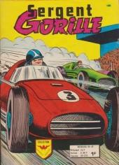 Sergent Gorille -49- A toute vitesse...