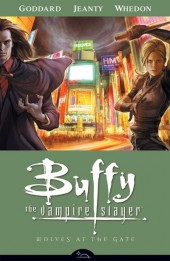 Buffy the Vampire Slayer Season 8 (2007) -INT03- Wolves at the Gate