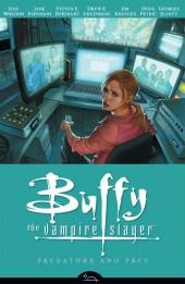 Buffy the Vampire Slayer Season 8 (2007) -INT05- Predators and Prey
