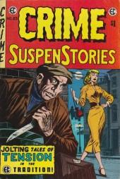 E.C. Classic Reprint (1973) -6- Crime Suspenstories #25