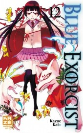 Blue Exorcist -12- Tome 12