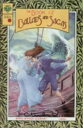 Book of Ballads and Sagas (The) (1995) -3- Barbara Allen