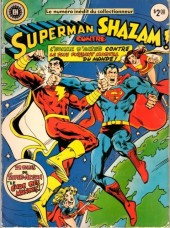 Superman contre Shazam (Éditions L'héritage) - Superman contre Shazam