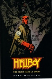 Hellboy (1994) -INT04a- The Right Hand of Doom