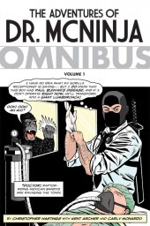 Adventures of Dr. McNinja (The) (2004) -OMNI01- Volume 1