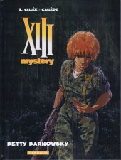 Couverture de XIII Mystery -7- Betty Barnowsky