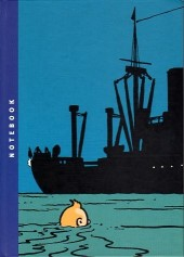 Tintin - Divers - Notebook