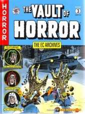 EC Archives (The) -13- The Vault of Horror (Volume 3)