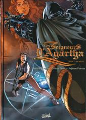 Les seigneurs d'Agartha -1- La dette
