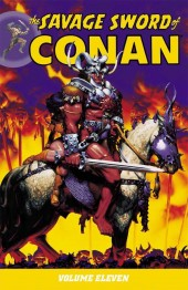 Savage sword of Conan (The) (intégrale Dark Horse)) -INT11- Volume 11